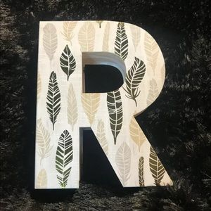 Celebrate It Letter R Box for Gifting, Decorating